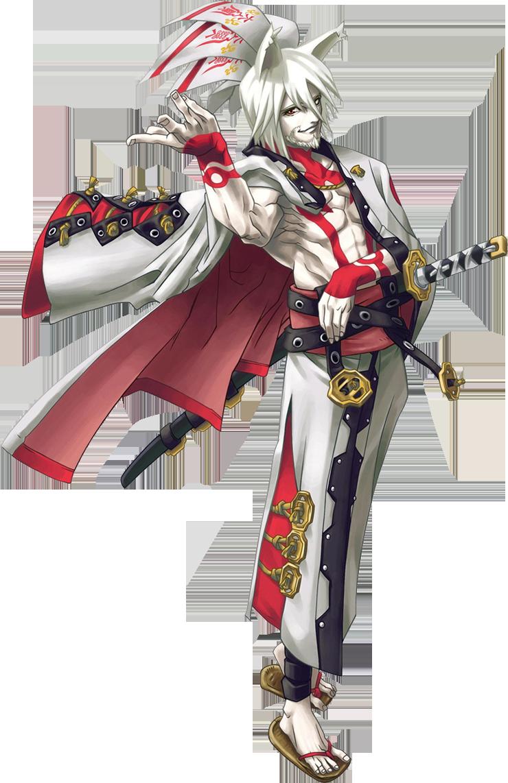 Izuna (Guilty Gear)