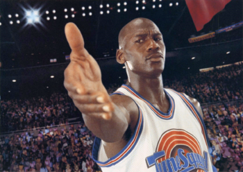 Absolutionist/PG Proposal: Michael Jordan (Space Jam)