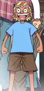 Paulie at Age 12