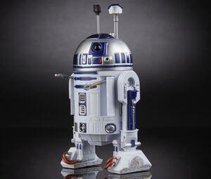 R2-D2 - SW 40th Anniversary - Black Series