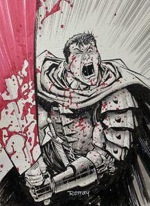 Ryan Ottley's Guts from Berserk