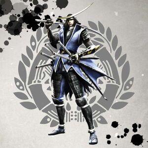 Sengoku Basara 4 Masamune Date