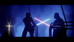 Vader backs