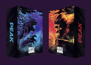 Godzilla vs. Kong x Peak
