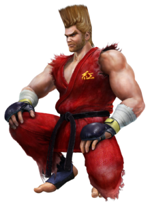 Paul Phoenix - CG Art Image - Tekken 6 Bloodline Rebellion