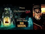 Tower Of Terror On-ride Disneyland Paris The Best 4K Video Hollywood Tower Hotel