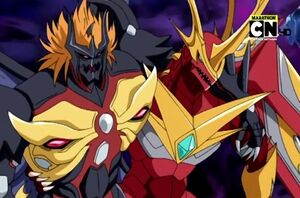 Betadron and Drago