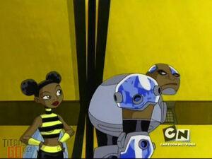 Bumblebee (Teen Titans 2003) 21