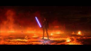 Darth Vader hoverdroid