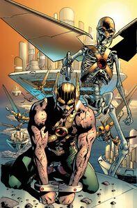 Hawkman Vol 5 4 Textless