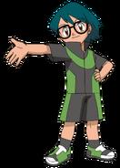 Max as Pokemon Trainer