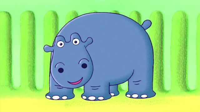 Molly the Hippo