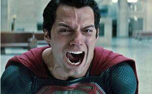 Clark-screams