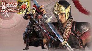 Dynasty Warriors 9 - Zhou Tai's Ending (Japanese voice)