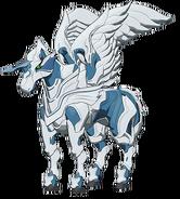 Haos Pegatrix (Armored Alliance Anime)