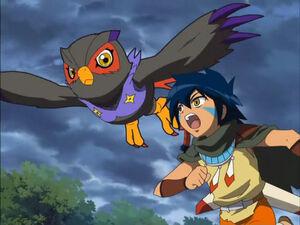 Ikuto Falcomon