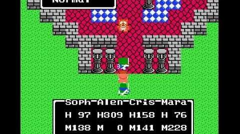 NES Longplay 200 Dragon Warrior IV (Part 4 of 4)