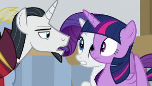 Chancellor Neighsay 'you tell me ' S8E16