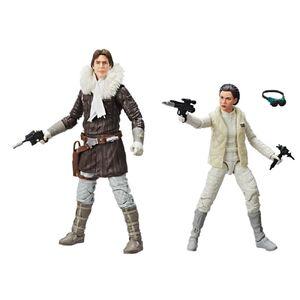 Han and Leia (Hoth) - SW Black Series European Convention