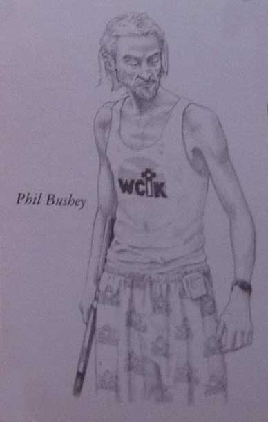 Phil Bushey