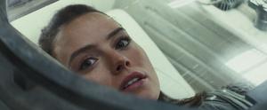 Rey in the escape pod