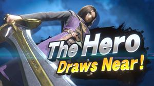 The Hero Draws Near