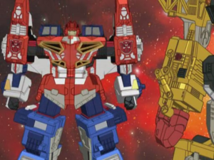 Wing Saber (After Galvatron's Defeat)