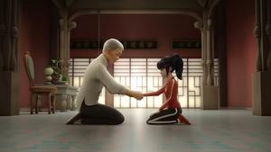 Wu Shifu estrust Sacred Cave Key to Fei