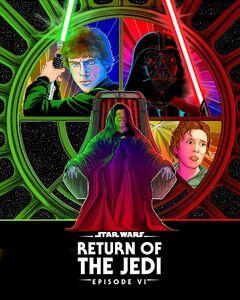 Disneyplus - May 4th - Return of Jedi Art