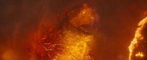 Godzilla King Of The Monsters (ゴジラ キング・オブ・モンスターズ) Godzilla Becomes Fire,Burning Godzilla