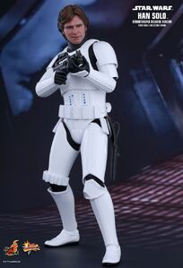 Hot-toys Han Solo Stormtrooper