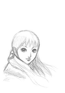 Kingdom v25's Kyou Kai sketch