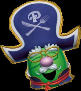 Pa Grape as Captain