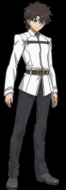 Ritsuka Fujimaru