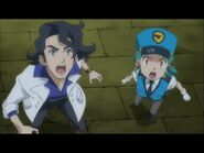 Sycamore and Officer Jenny's Shocked