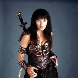 Xena warrior princess by xena 96-d56o27k