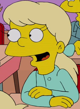 Becky (The Simpsons)