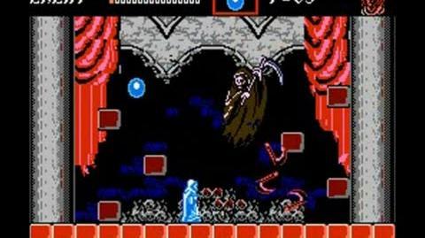 Castlevania III Dracula's Curse (NES) Sypha Path