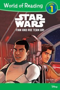 Finn and Poe Team Up cover