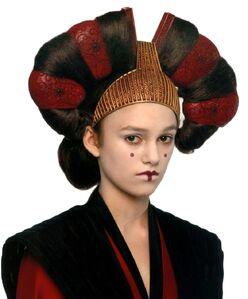 Keira Knightley as Sabé in Star Wars Episode I – The Phantom Menace - 432