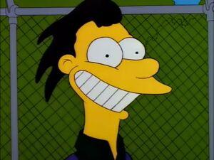 Lenny long trance smile