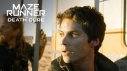 Maze Runner The Death Cure Train Chase Full Scene with Dylan O'Brien 20th Century FOX