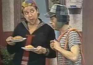 Quico and chavo