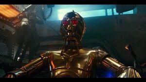 Red Eye C3PO HD The Rise Of Skywalker