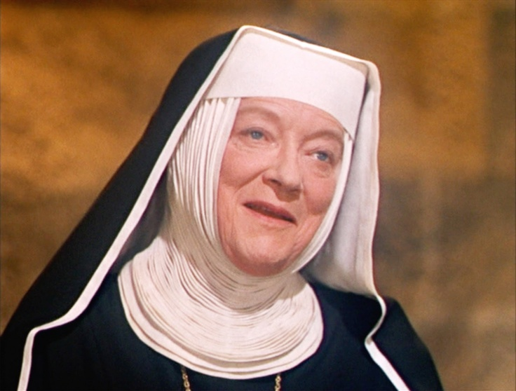 Reverend Mother (Sound of Music Film)