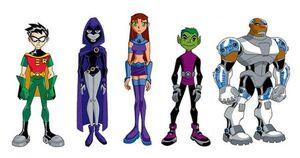 The Teen Titans
