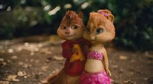 Alvin and brittany