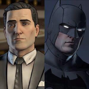 Bruce Wayne:Batman