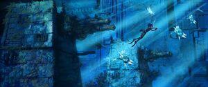 Force-awakens-death-star-underwater