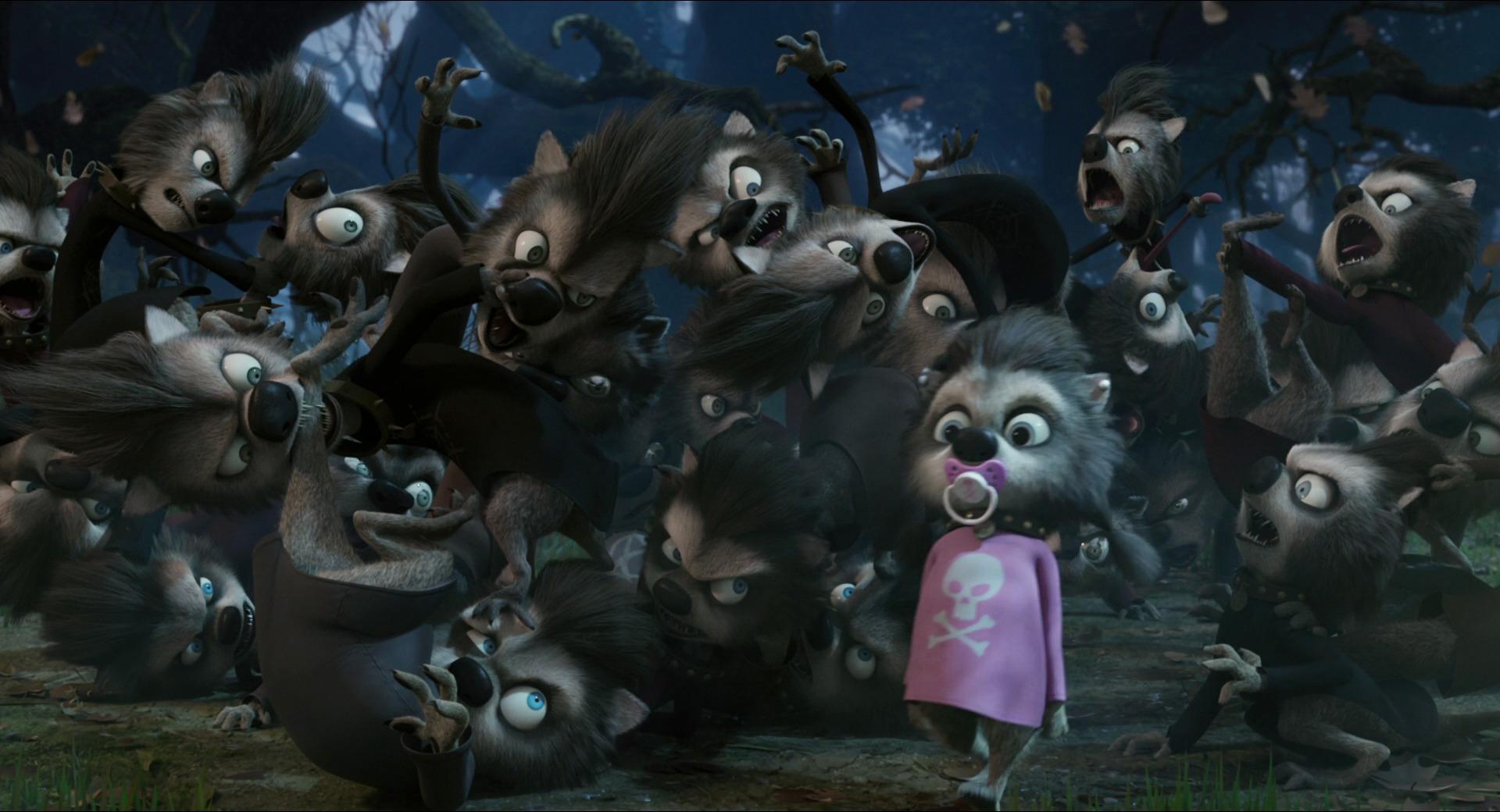 Werewolf Kids